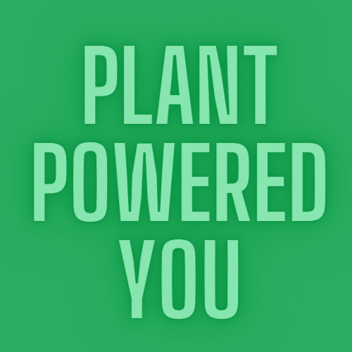 Plant Powered You Logo